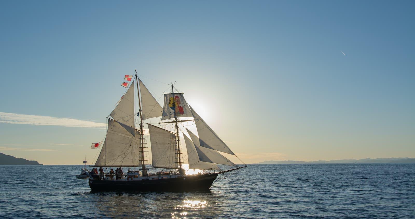帆船Ami -Schooner Ami-